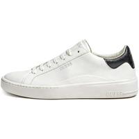 Chaussures Homme Baskets basses Guess FM8VER LEA12 Blanc