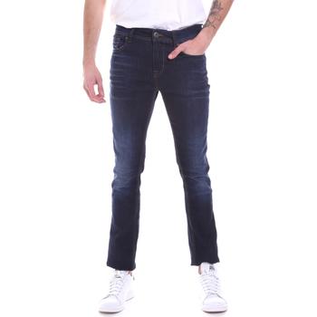 Vêtements Homme Jeans slim Gaudi 021GU26002L32 Bleu
