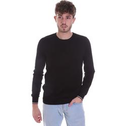 Vêtements Homme Pulls Gaudi 021GU53001 Noir