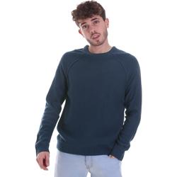 Vêtements Homme Pulls Gaudi 021GU53041 Bleu