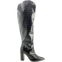 Chaussures Femme Bottes ville Grace Shoes 724014 Noir
