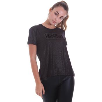 Vêtements Femme T-shirts manches courtes Freddy F0WALT2 Noir