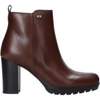 Chaussures Femme Bottines Valleverde 49370 Marron
