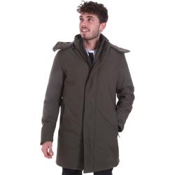 Vêtements Homme Manteaux Sseinse GBI684SS Vert