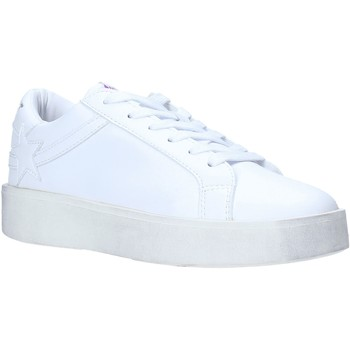 Chaussures Femme Baskets basses Shop Art SA030060 Blanc