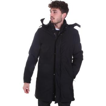 Vêtements Homme Manteaux Sseinse GBI684SS Noir