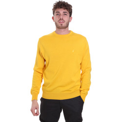 Vêtements Homme Pulls Navigare NV11006 30 Jaune