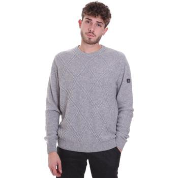 Vêtements Homme Pulls Navigare NV10303 30 Gris
