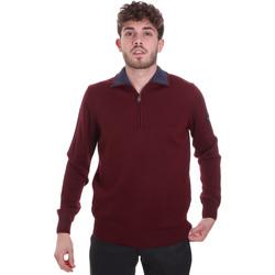 Vêtements Homme Pulls Navigare NV12006 51 Rouge