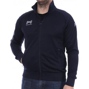 Vêtements Homme Vestes / Blazers Hungaria H-16TPUXTX00 Bleu