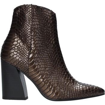 Chaussures Femme Bottines Grace Shoes 724K004 Marron