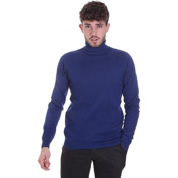 Vêtements Homme Pulls Sseinse MI1671SS Bleu