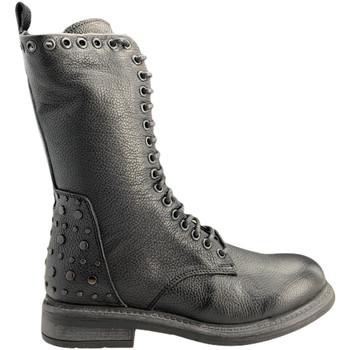 Chaussures Femme Boots Bueno Shoes 9M1702 Noir