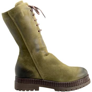 Chaussures Femme Boots Bueno Shoes 20WM3006 Vert