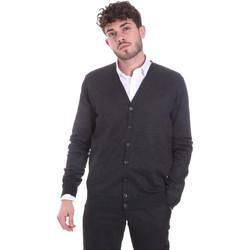 Vêtements Homme Gilets / Cardigans Sseinse MI1621SS Gris
