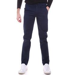 Vêtements Homme Chinos / Carrots Sseinse PSI646SS Bleu