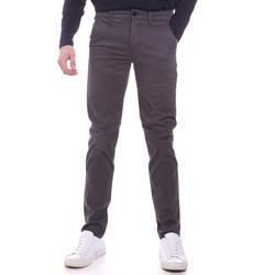 Vêtements Homme Chinos / Carrots Sseinse PSI646SS Gris