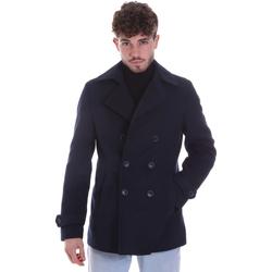 Vêtements Homme Manteaux Sseinse GBI625SS Bleu