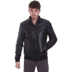 Vêtements Homme Blousons Sseinse GBI654SS Noir