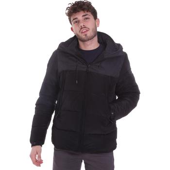 Vêtements Homme Doudounes Sseinse GBI646SS Noir