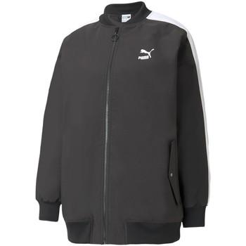 Vêtements Femme Blousons Puma 530275 Noir