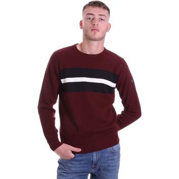 Vêtements Homme Pulls Navigare NV10306 30 Rouge
