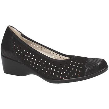 Chaussures Femme Ballerines / babies Melluso R30520 Noir