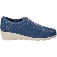 Chaussures Femme Richelieu The Flexx C2501_28 Bleu