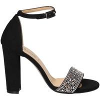 Chaussures Femme Sandales et Nu-pieds Grace Shoes 1388 Noir