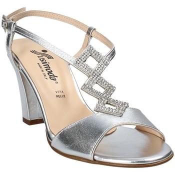 Chaussures Femme Sandales et Nu-pieds Susimoda 2796 Gris