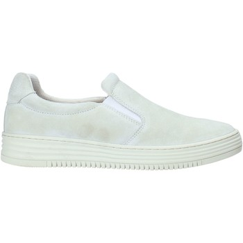 Chaussures Femme Slip ons Mally M013 Blanc