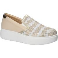 Chaussures Femme Slip ons Exton E02 Rose