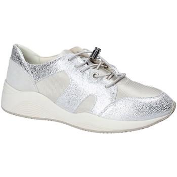 Chaussures Femme Baskets basses Geox D820SD 0QD15 Gris