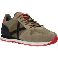 Chaussures Homme Baskets basses Munich 8620390 Vert