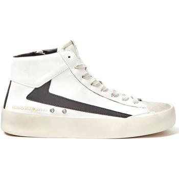 Chaussures Homme Baskets montantes Guess FM7FIM ELE12 Blanc