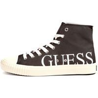 Chaussures Homme Baskets montantes Guess FM7NWH FAB12 Noir