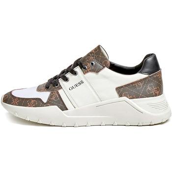 Chaussures Homme Baskets basses Guess FM8LCV FAL12 Blanc