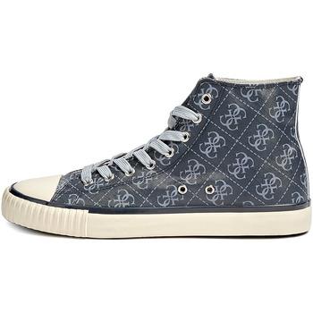 Chaussures Homme Baskets montantes Guess FM8NWH FAL12 Gris