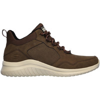 Chaussures Homme Baskets basses Skechers 52780 Marron