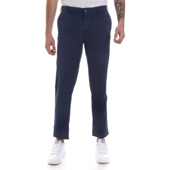 Vêtements Homme Chinos / Carrots Navigare NV55183 Bleu