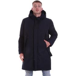Vêtements Homme Manteaux Antony Morato MMCO00691 FA600199 Bleu