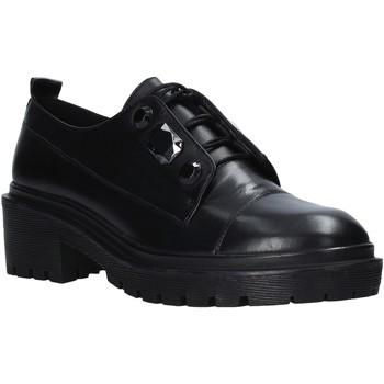 Chaussures Femme Derbies Apepazza F0COMBAT09/DIA Noir