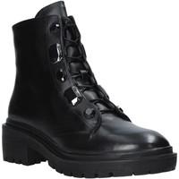 Chaussures Femme Boots Apepazza F0COMBAT07/DIA Noir