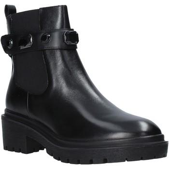 Chaussures Femme Bottines Apepazza F0COMBAT08/DIA Noir