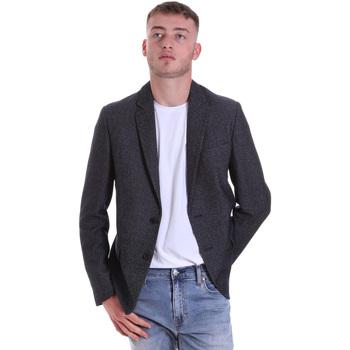 Vêtements Homme Vestes / Blazers Antony Morato MMJS00005 FA650211 Bleu