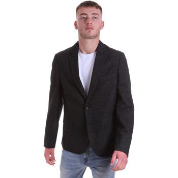 Vêtements Homme Vestes / Blazers Antony Morato MMJS00005 FA650205 Noir
