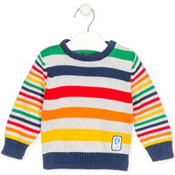 Vêtements Enfant Pulls Losan 027-5003AL Gris
