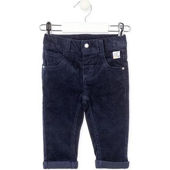 Vêtements Enfant Pantalons 5 poches Losan 027-9001AL Bleu