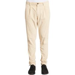 Vêtements Homme Chinos / Carrots Gaudi 021GU25017 Blanc