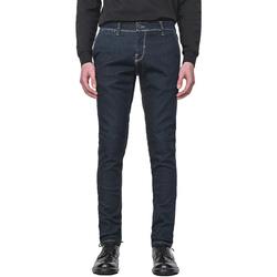 Vêtements Homme Jeans slim Antony Morato MMDT00249 FA750282 Bleu